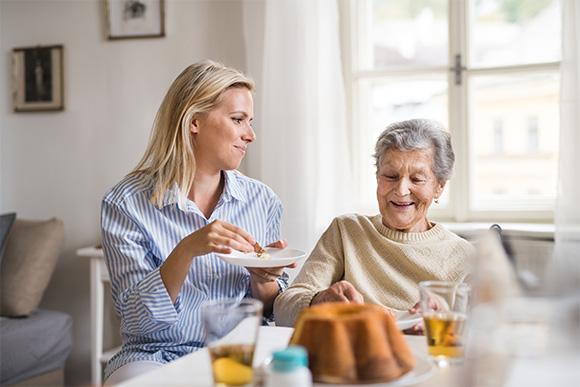 Home care in London. Domiciliary care services. Sleep In / Wake in Night Care.